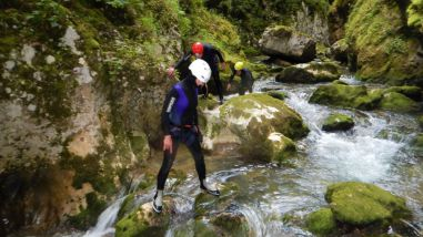 The Best Rafting & Canyoning