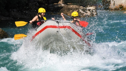 Tara River Raft & Piva Lake Cruise