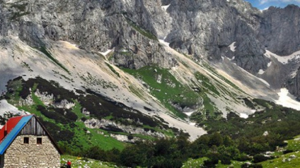 Hiking to Durmitor