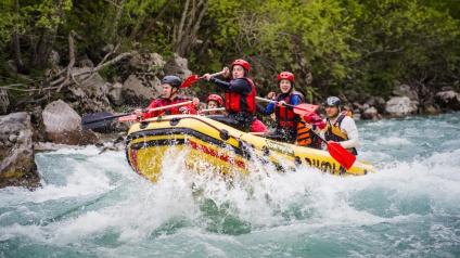 One Day Tara River High Rafting Adventure